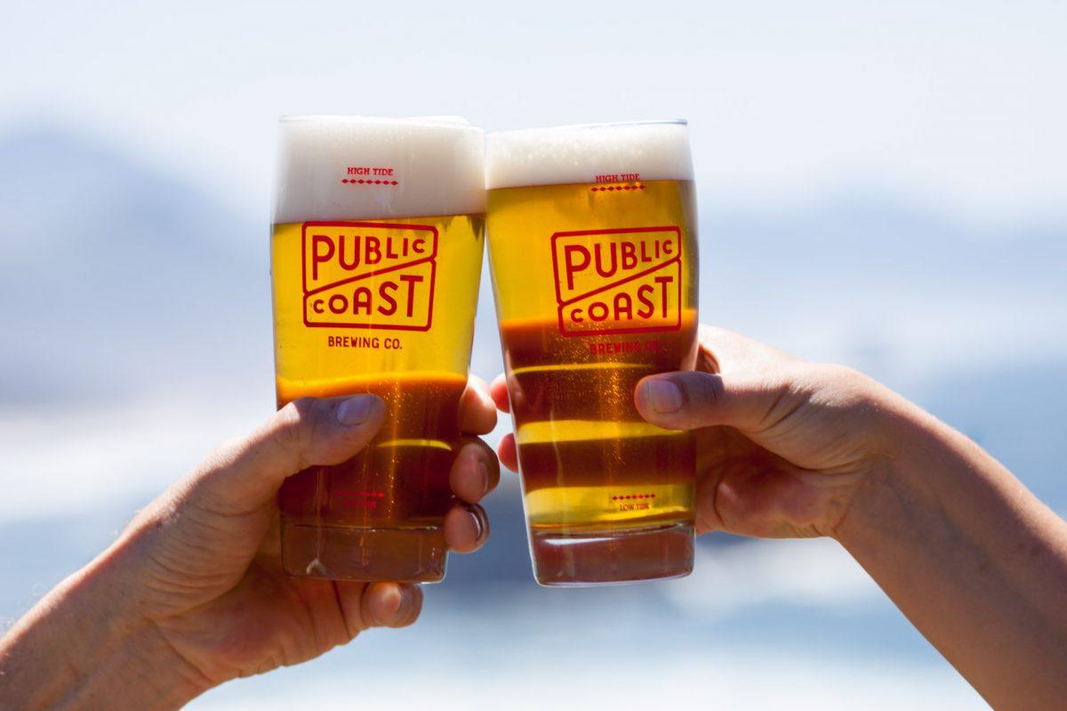 cheers pints