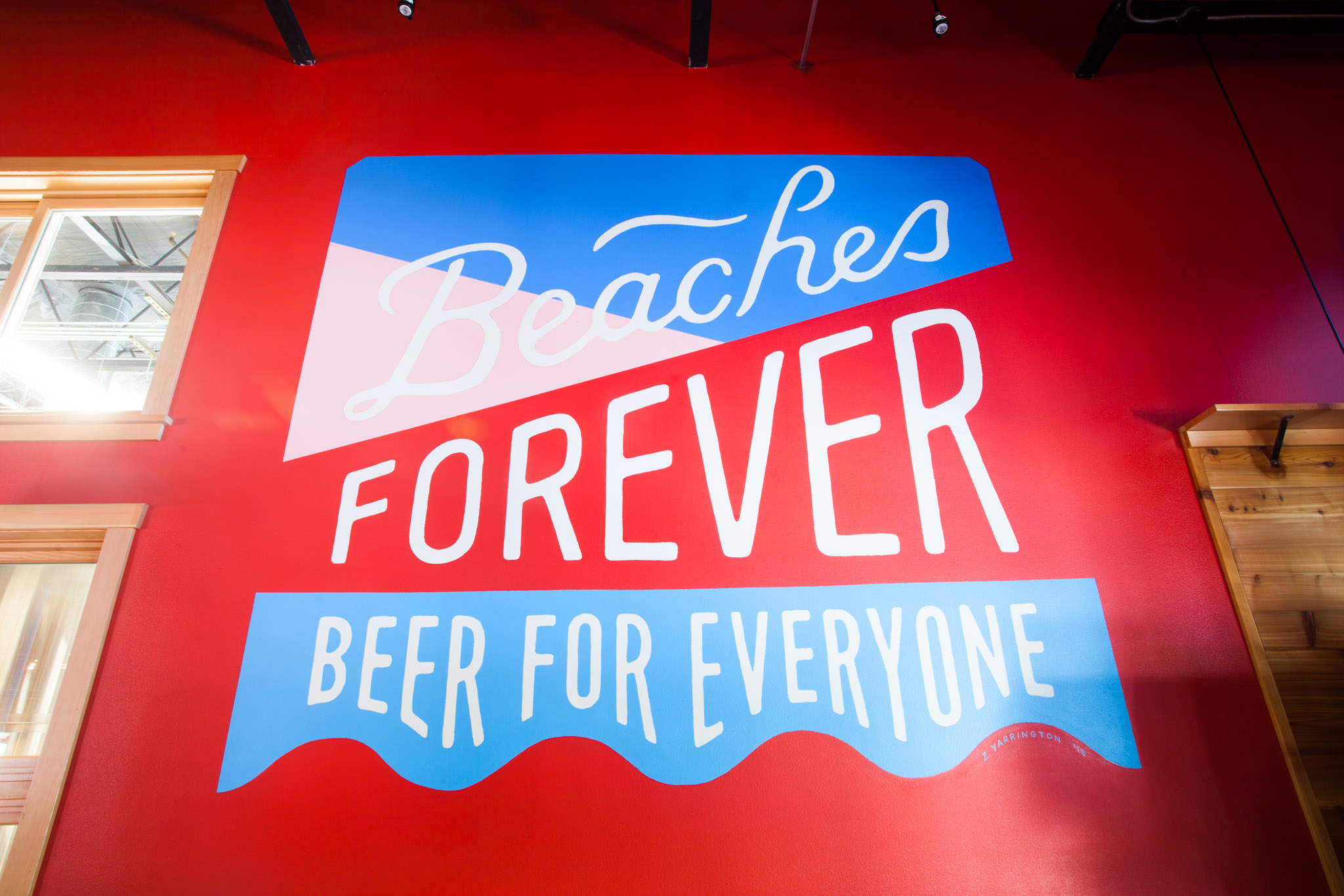 Beaches Forever Beer for Everyone