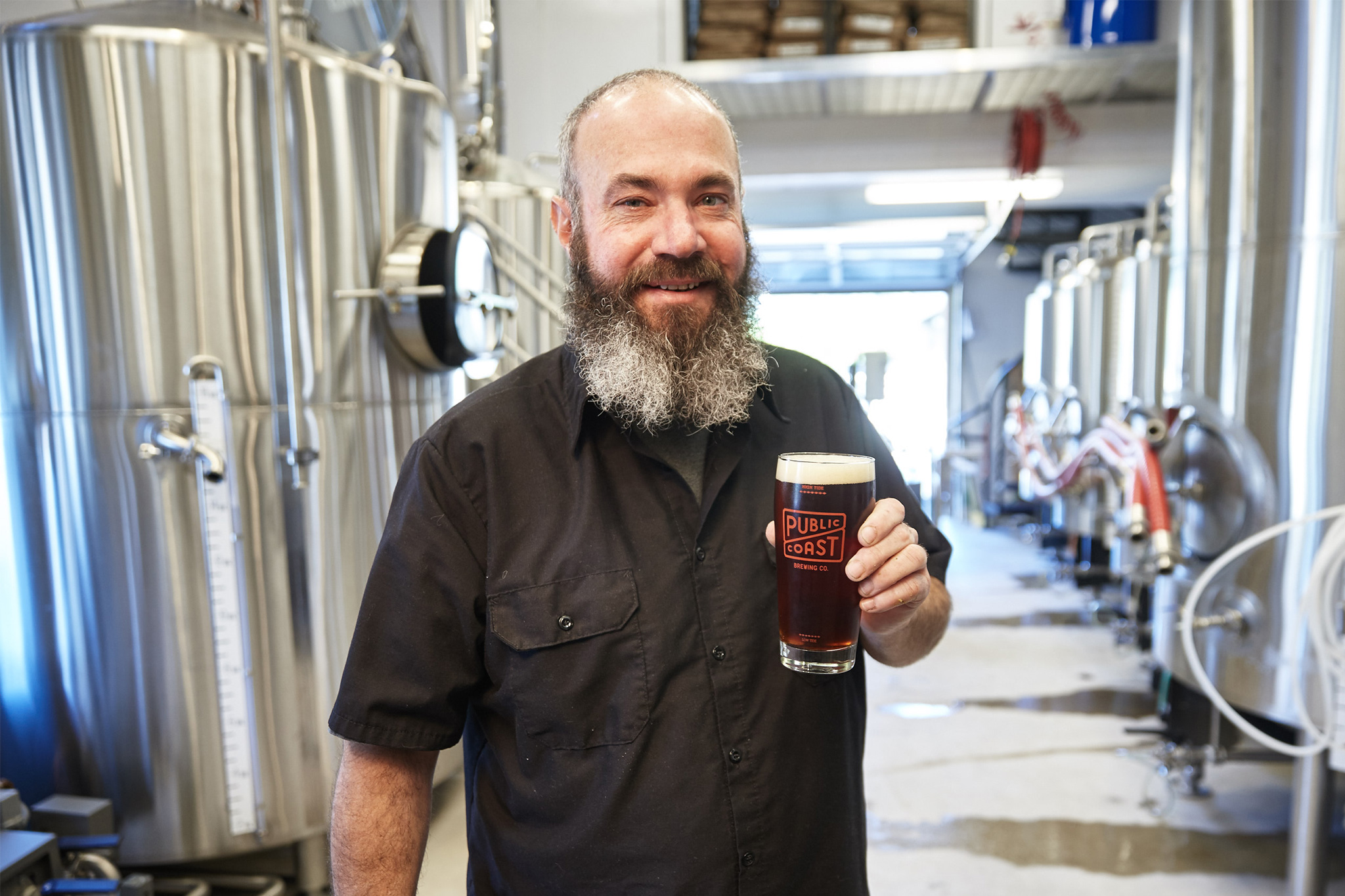 Will Leroux Brewmaster