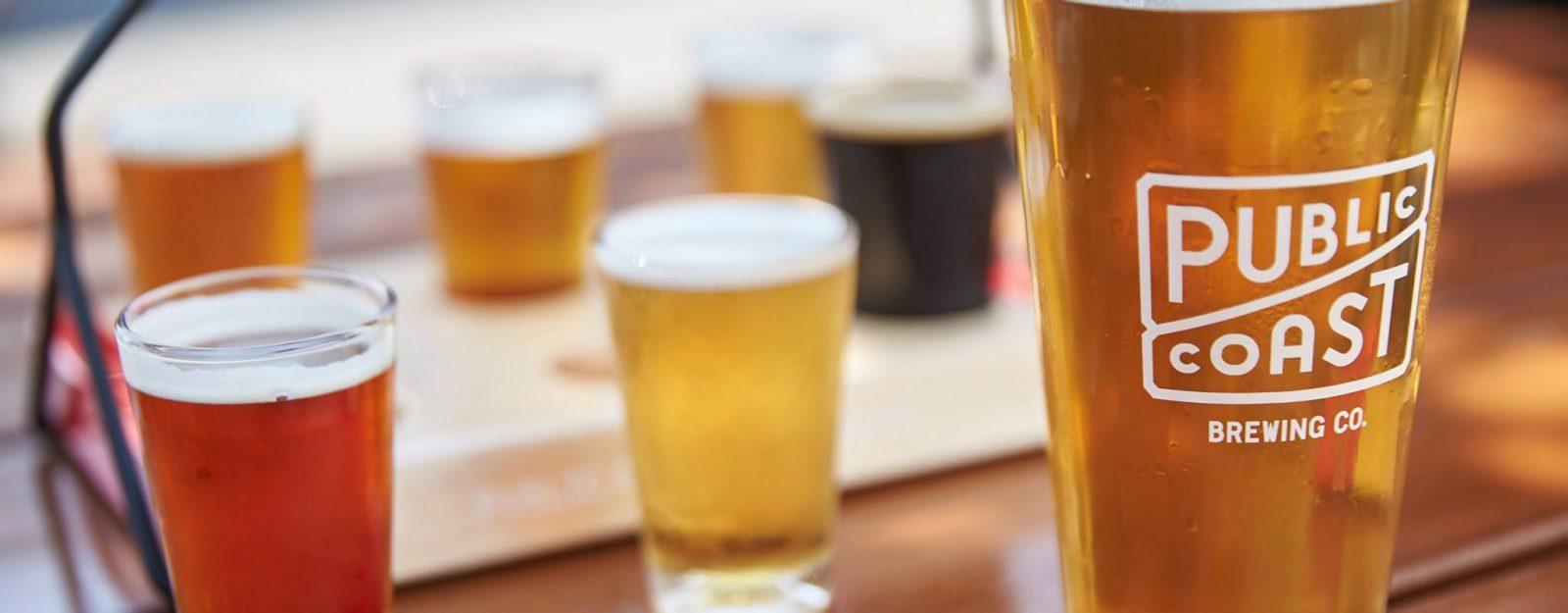 Public Coast Beer
