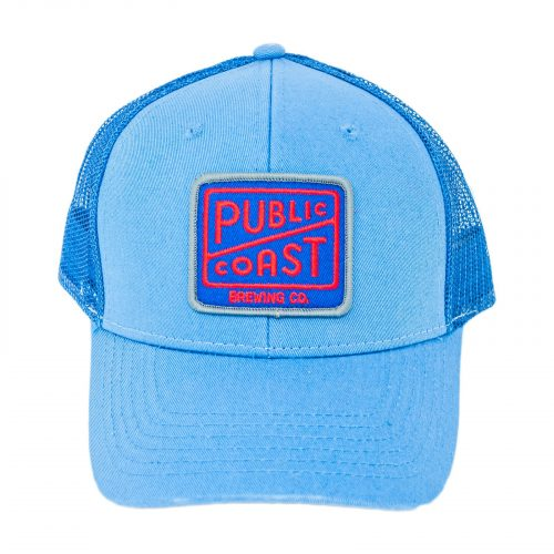 PCB Snapback light blue
