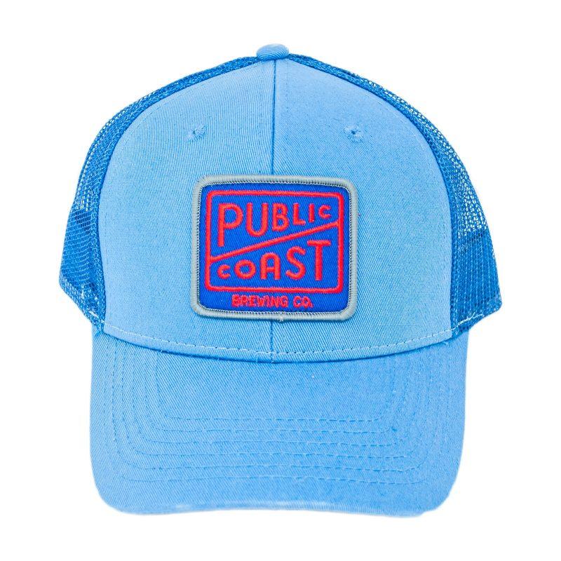 PCB Snapback light blue