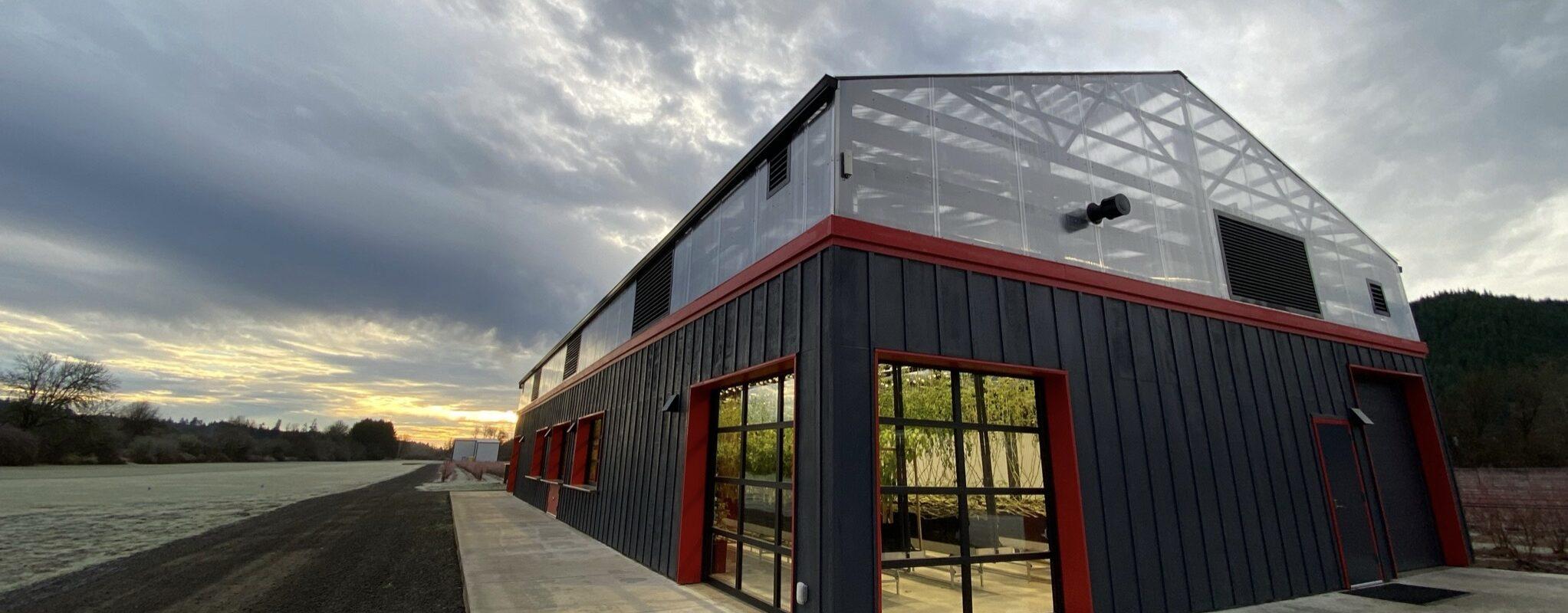 Solar Powered Greenhouse